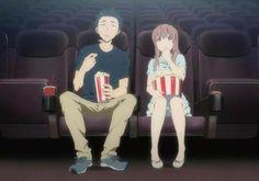 From Koe no Katachi ( A Silent Voice )>>> I've never heard of this Anime. Kimi No Na Wa, I Love Anime, Anime Guys, Koe No Katachi Anime, A Silence Voice, A Silent Voice Anime, Manga Anime, Anime Art, The Garden Of Words