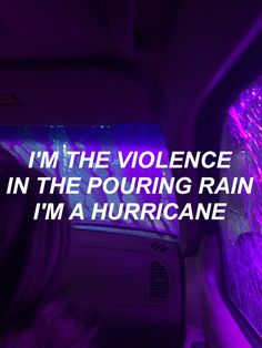 Halsey // Hurricane