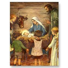 Mary and Joseph~