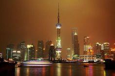 City Skyline ~ Shanghai, China