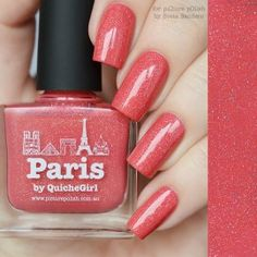 Picture Polish Paris (Reborn) Nail Polish