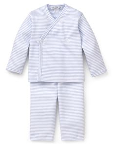 Kissy Kissy Infant Boys' Wrap-Front Shirt & Pants - Sizes Newborn-9 Months | Bloomingdale's