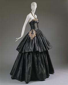 Cyclone, House of Lanvin, 1939, French, silk and spangles