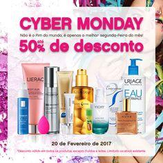Amostras e Passatempos: Cyber Monday + Saldos by SKIN