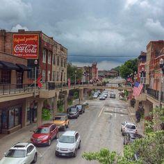 My hometown...Main Street...Morristown TN...Summer 2015