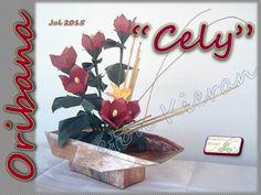 Origami Flowers, Flower Arrangements, Flowers, Floral Arrangements