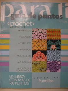 Para ti Crochet Volumen 2 - mercheanais - Álbuns da web do Picasa  ADOREI!!!
