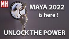 Maya 2022 is HERE ! Unlock the POWER ! ( 30 min walkthrough ) Animation Tutorial, 3d Animation, 3d Modeling, Youtubers, Maya, Tutorials, Free, Maya Civilization, Wizards