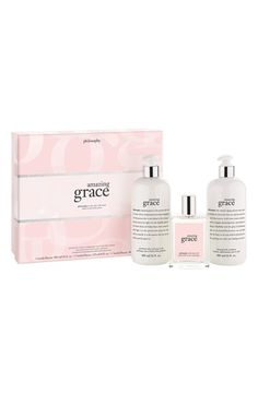 philosophy 'amazing grace' jumbo layering set (Limited Edition) (Nordstrom Exclusive) | Nordstrom