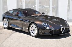 I want the fastest sexiest car that ever was.... Zagato Alfa Romeo TZ3 Stradales for Sale in CA.
