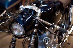 Honda CB450 by Kott Motorcycle // Fairing