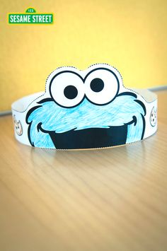 Parents, do your kids love Sesame Street's Cookie Monster? Download and print this Cookie Monster headband that goes well with any outfit for FREE! http://www.sesamestreet.org/cms_services/services?action=download&fileName=Cookie%20Monster%20Costume&uid=c2b0e9e8-5a51-487d-b3c3-f5834c47a4df #art #crafts #diy