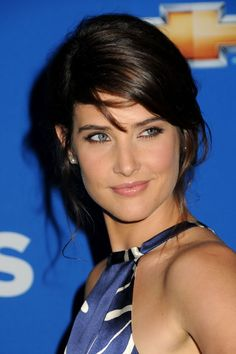 Massive girl crush on Cobie Smulders. Although she has an extremely ridiculous name.