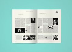 John Cage - Editorial on Behance