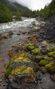 River and rocks-Oleg Dmitriev