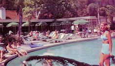 Hollywood History of Hotel Bel-Air -- via L.A. Confidential - Nothing I love more than some good Golden Age Hollywood!