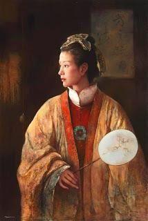 Exposicion del pintor Tang Wei Min