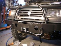Geo+Tracker+Front+Bumper | front bumper i built a front bumper for my kick here are some pics ...