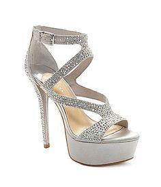 3aaa139b4 Gianni Bini Trinitie Dress Sandals  Dillards -- not sure I want a big  platform