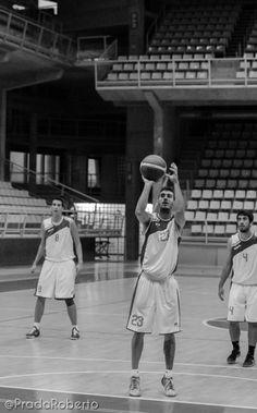 Al tiro libre, #CarlosBlanes. #UALucentum 40-60 #CBBenidorm, jornada 5 de liga #EBA #GrupoEA. 2 de noviembre de 2014