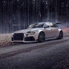 Repost via Instagram: #Audi#RS6 #audigramm#audirs#audisociety…