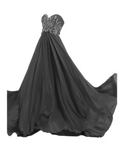 Queenworld Long Prom Dresses Strapless Beaded Chiffon for Evening and Prom US-8 Grey. Have applied for trademark protection.We have our own label and package. The fabric is chiffon with Light,soft, smooth and straight features. Hand wash or Dry clean. Estimated Delivery is set automatically. You will receive it within 20 days totally.If you need a rush order, please contact with me freely. Can be used as Bridesmaid Dress,Evening Dress,Prom Dress,Party Dress and other various occasions.All...