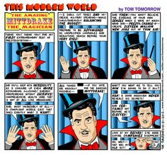 Mitt: You want me to tell you how I plan to do it all? Hah! A good magician never reveals his secrets!