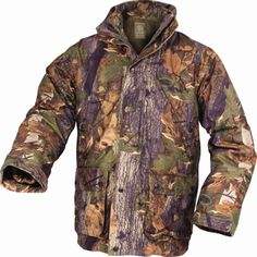 59e87b978ee Jack Pyke of England 3 in 1 Hunters Jacket STEALTH FABRIC Breathable -  Waterproof - Silent