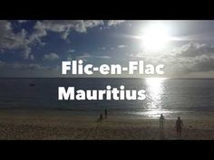 Recent Footage shot with a Phantom 3 Professional Drone in Flic en Flac, Mauritius. Flic-en-Flac is a seaside small town on the western part of the island of. Dutch Phrases, Ocean Horizon, Sea Level Rise, Beach Town, Sandy Beaches, Bird Species, Mauritius, Small Towns, Fresh Water