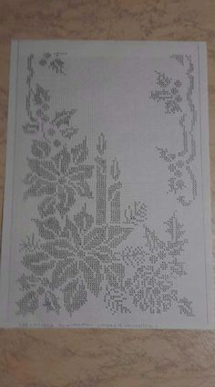 Best 11 Cute Free filet crochet cross stitch charts 39 If you adore a stitch but find it a small bit confusing, don't hesitate to look around for a person … Crochet Patterns Filet, Crochet Motif, Crochet Stitches, Crochet Deer, Crochet Cross, Crochet Table Runner, Crochet Tablecloth, Cross Stitch Charts, Cross Stitch Patterns