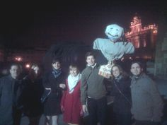 Once upon a time, we burned the effigy of winter and said Goodbye Winter! Now winter is coming!