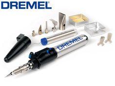 Fer à souder à gaz multi fonction Dremel Versatip - cookson-clal.com