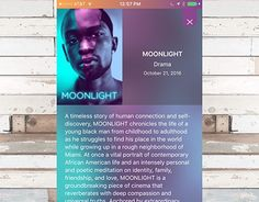 """Check out new work on my @Behance portfolio: """"Movie App for iPhone"""" http://be.net/gallery/50479341/Movie-App-for-iPhone"""