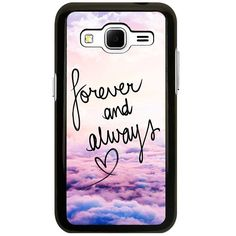 Samsung Galaxy Core Prime hoesje - Forever and always