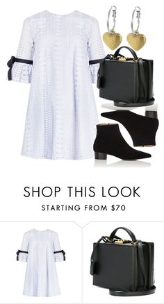 """""""Untitled #5199"""" by rachellouisewilliamson ❤ liked on Polyvore featuring Ambra and Mark Cross"""