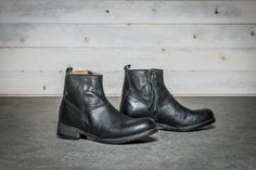 PLAZAC Zip boot
