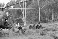 June 28, 1965: US FORCES LAUNCH FIRST SEARCH AND DESTROY MISSION IN VIETNAM - In its first major offensive in the Vietnam War, U.S. paratroopers from the 173rd Airborne Brigade, in conjunction with 800 Australian soldiers and a Vietnamese airborne unit, assault a jungle area known as Viet Cong Zone D. It was called off after three days when they failed to make any major contact with the Viet Cong.