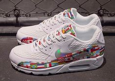 "cd595b1f Nike Goes International With The ""Flag Pack"" Jordan Shoes, Jordan 13, Jordan"
