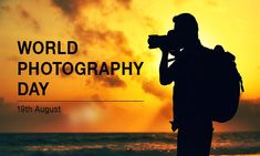 Photographers have the power to make the ordinary people look so extra-ordinary just by using their lens Warm wishes on World Photography Day 2019 World Photography Day, Creative Photography, Best Banner, Malayalam Quotes, Wishes Images, Telling Stories, Day Wishes, The Ordinary, Quote Of The Day