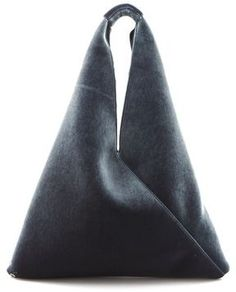 Mm6 maison martin margiela Felt Shoulder Bag on shopstyle.com