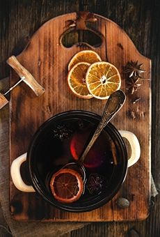 Mulled wine - image only, for recipes please see my mulled wine board