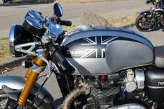 Triumph Thruxton By ACD