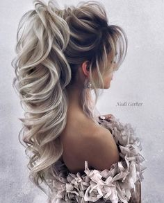 Extra Thick Double Weft Clip In Hair Extensions Remy Human Hair Extensions Wedding Hair And Makeup, Bridal Hair, Hair Makeup, Braided Hairstyles, Wedding Hairstyles, Fast Hairstyles, Luxy Hair, Peinado Updo, Pinterest Hair