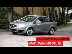 Garagem Daily Driver: Fiat Linea Absolute - YouTube