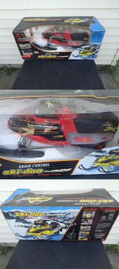 Remote-Controlled Toys 84912: New Bright Rc Ski-Doo Mxz Bombardier -> BUY IT NOW ONLY: $150 on eBay!