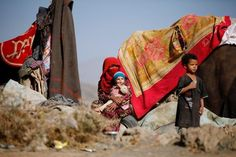 #world #news  'Famine-like conditions' in areas of Yemen: WFP