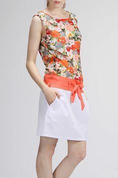 Poppy Mod Dress