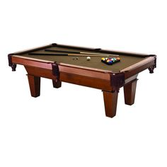 Fat Cat GLD 7' Frisco Billiards Pool Table with Play Package