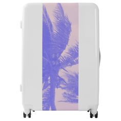 Tropical Serenity Luggage
