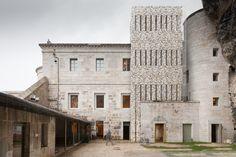 Réhabilitation touristique du Fort l'Ecluse à Léaz, Pays de Gex, France